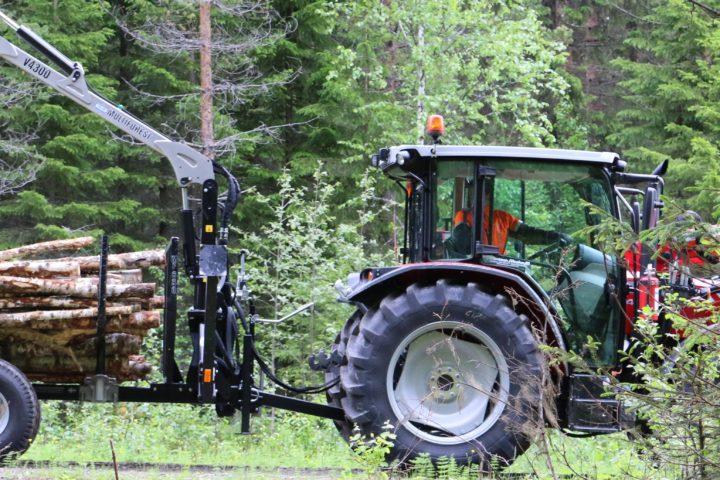 Trejon skogsutstyr